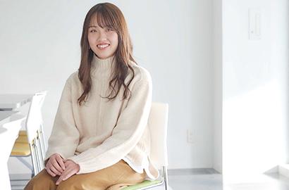 田原 生音(たはら いおん)|教育学部こども未来学科 3年生