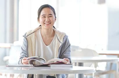 今井 柚花(いまい ゆか)|看護学部看護学科 3年生